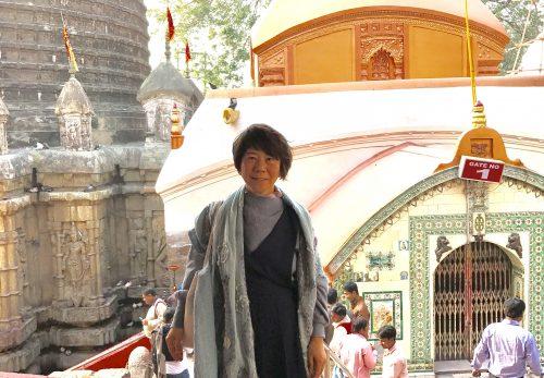 田口ランディ東インド文学祭に参加